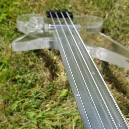 Clear Guitar