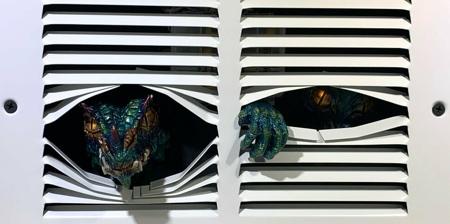 Air Vent Dragons