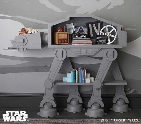 Star Wars Bookcase
