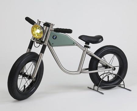 Roel van Heur BMW Balance Bicycle