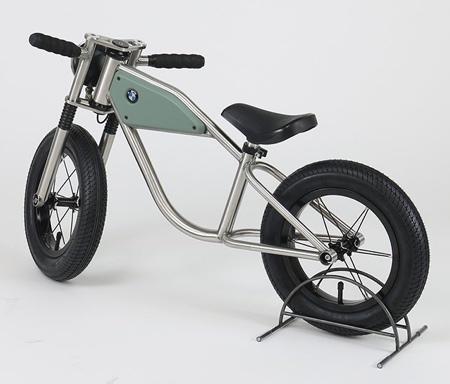 Roel van Heur BMW Balance Bike