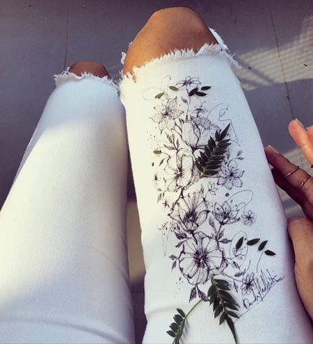 Leg Drawings