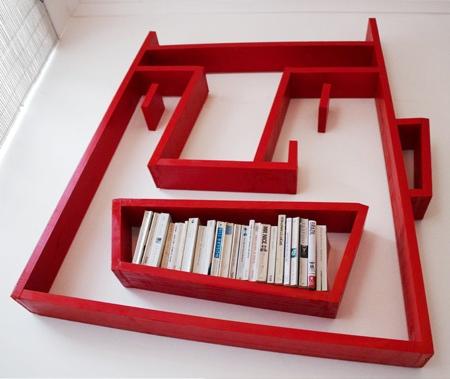 Face Bookcase