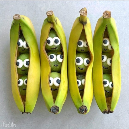Fruits Eyes