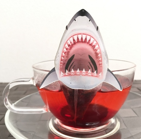 JAWS Tea Bag