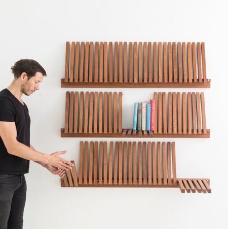 Sebastian Errazuriz Piano Shelf