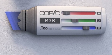 RGB Colors Marker