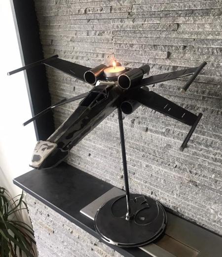Star Wars Candlestick