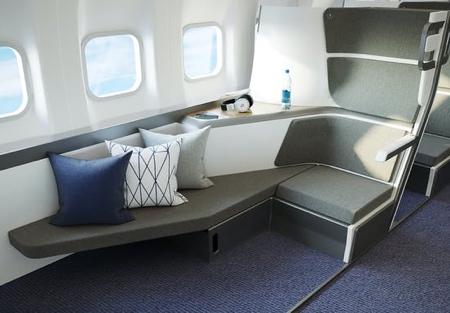 Lie-Flat Airline Seats