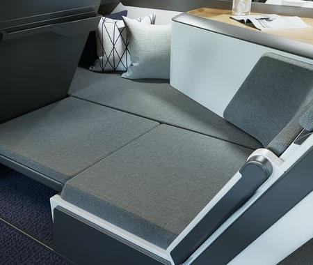 Zephyr Seat