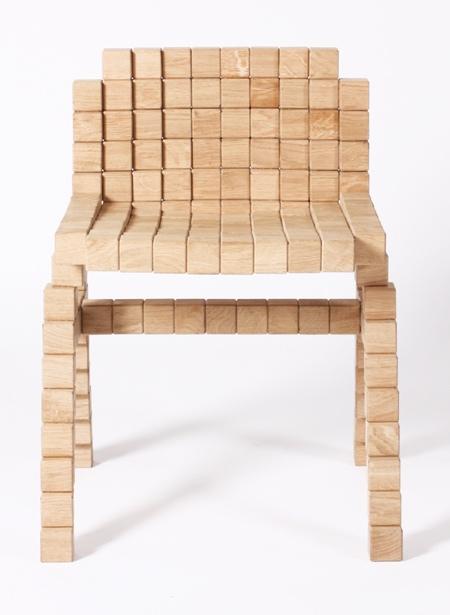 Blocks Chair