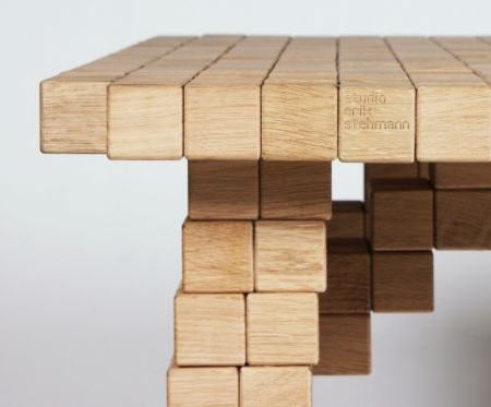 Wooden Blocks Furniture
