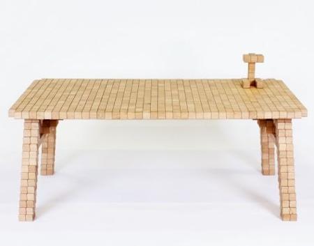 Erik Stehmann Pixel Furniture