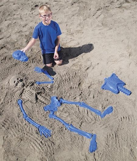 Skeleton Sand Mold