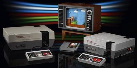 LEGO NES Super Mario