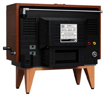 LEGO Nintendo Video Games System