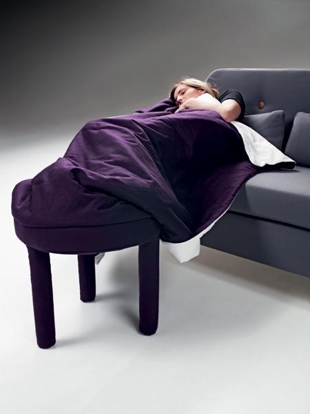 Blanket Footrest