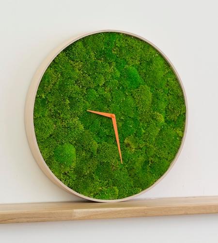 noktuku Moss Clock