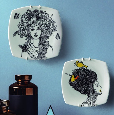 Marianella Salinas Jaimes Plates