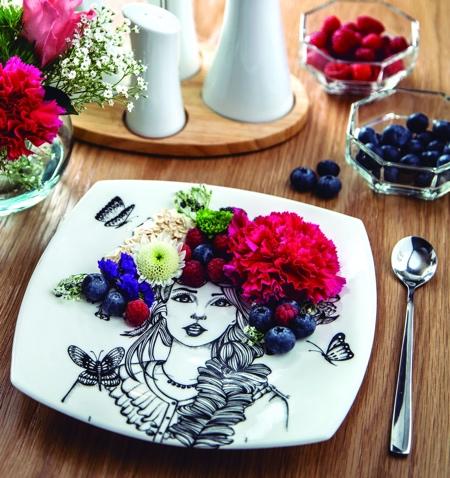 Marianella Salinas Jaimes Plate
