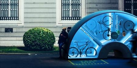 Bicycle Renting Machine