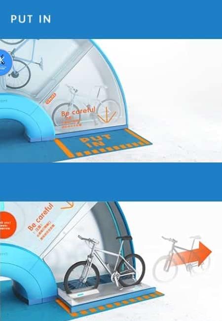 ORBIKE Bicycle Rental System