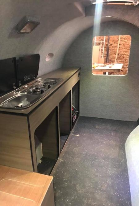 VC10 Caravan Pod