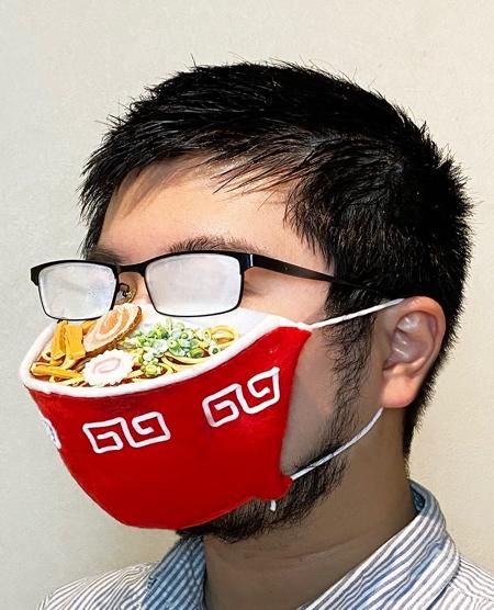 Ramen Mask