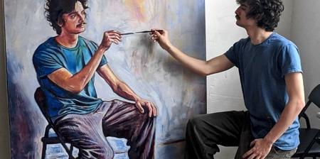 Inception Self-Portraits
