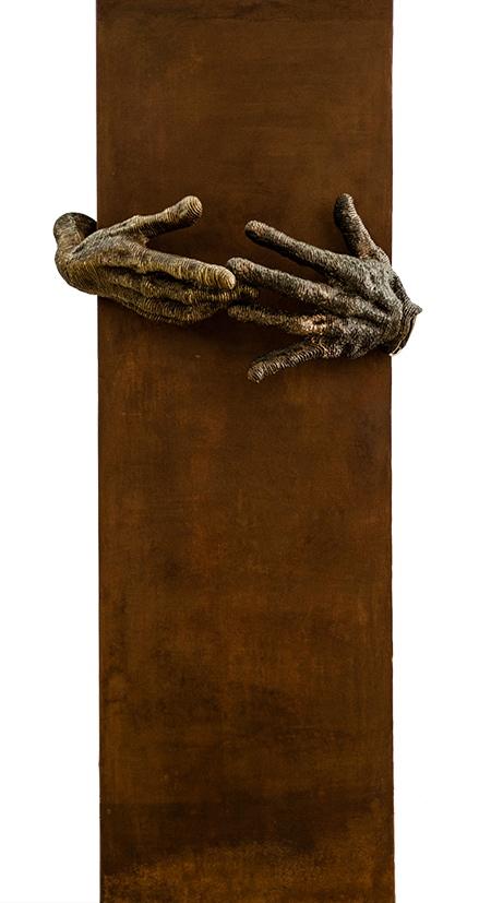 Darius Hulea Sculpture