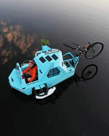 Tricycle Camper