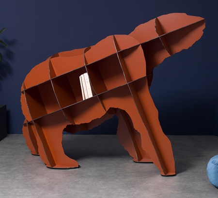 Animal Bookcase