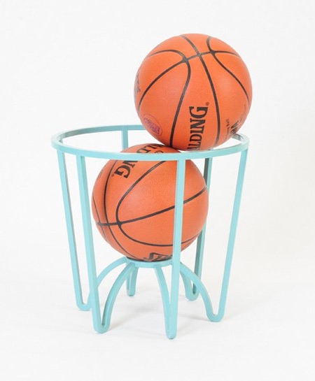 Basketball Hoop Stool