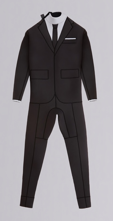 Surfing Business Suit