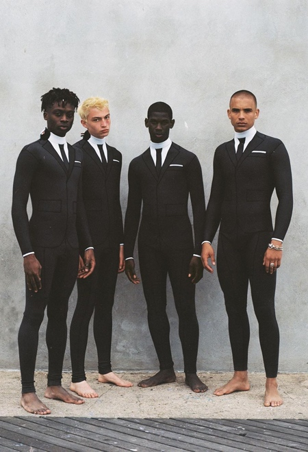 Thom Browne Business Suit Wetsuit