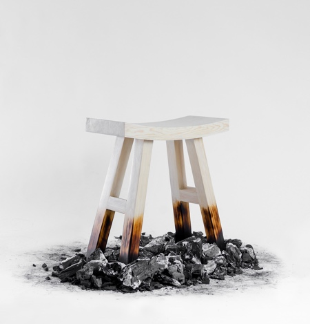 Burned Furniture