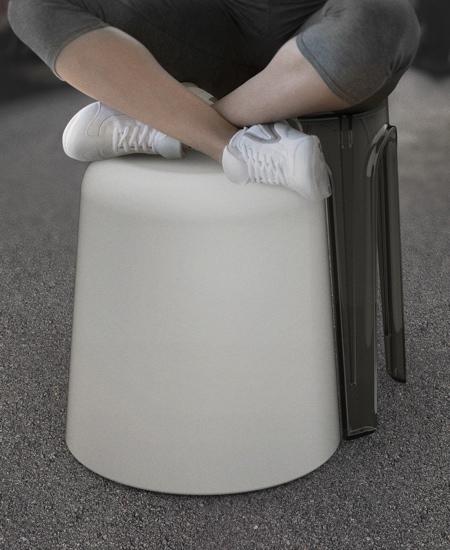 Cross-Legged Chair