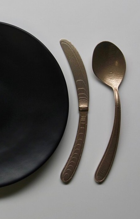 Circular Cutlery