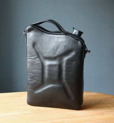 Krukrustudio Gas Tank Bag