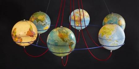 Globe Chandeliers