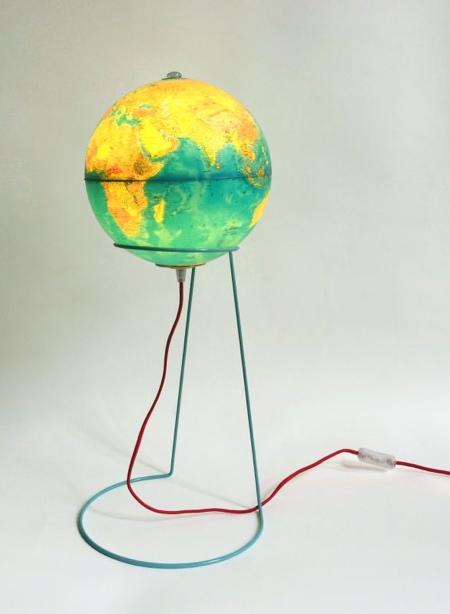 Benoit Vieubled Globe