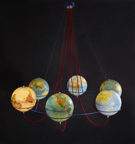Benoit Vieubled Globes