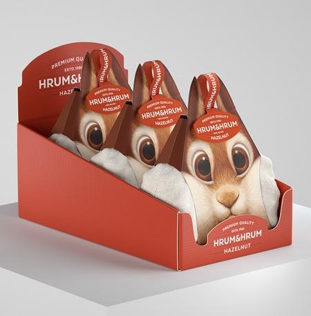 Squirrel Nut Packaging