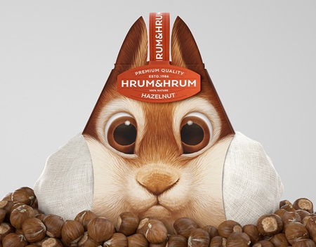 Hazelnut Packaging