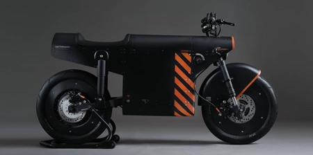 Katalis Electric Bike