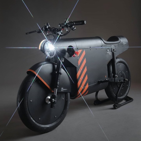 Katalis Electric Scooter
