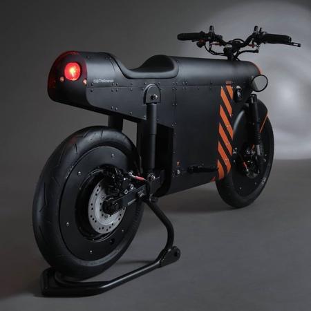 Katalis Electric Motorcycle