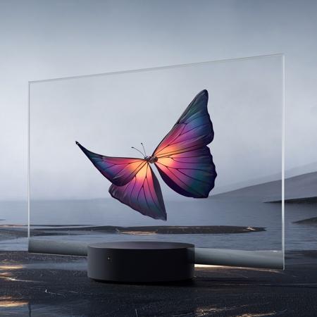 Xiaomi Transparent OLED TV
