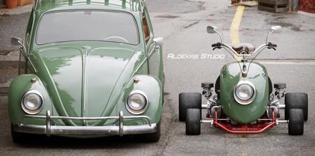 Volkswagen Beetle Go-Kart