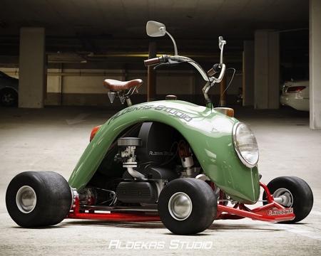 VW Go-Kart